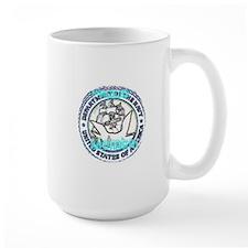 Proud memnber of the US Navy Mug