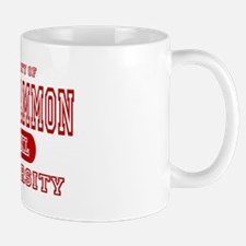 Backgammon University Mug