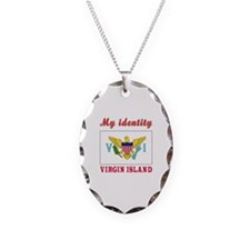 My Identity Virgin Island Necklace