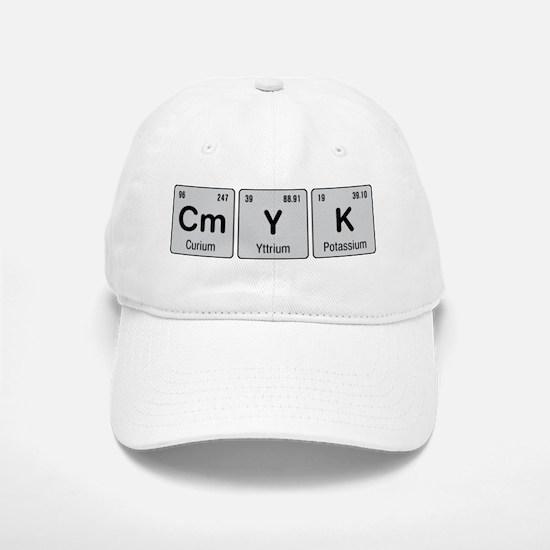 Periodic CMYK Hat
