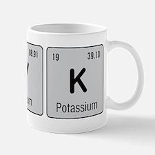 Periodic CMYK Mug