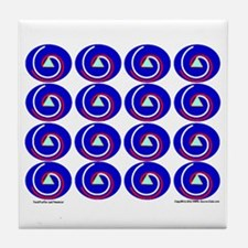 Food Purifier Tile Coaster