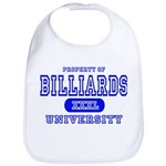 Billiards University Bib
