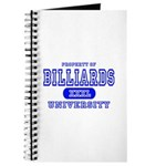 Billiards University Journal