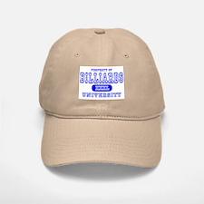 Billiards University Baseball Baseball Cap