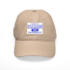 Billiards University Baseball Cap