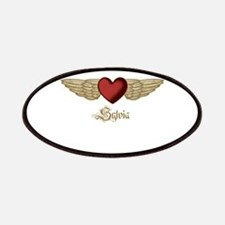Sylvia the Angel Patches