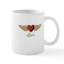 Sylvia the Angel Mug