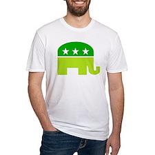 saint patricks dayt elephant T-Shirt