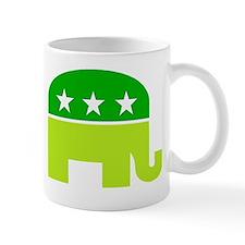 saint patricks dayt elephant Mug