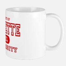 Roulette University Mug