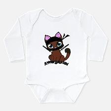 Ninja Kitten Awwsassin Body Suit