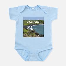 Black Sands Beach Infant Bodysuit