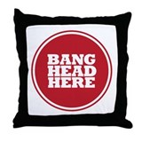 Funny Throw Pillows