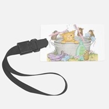 Mice Co Cat Wash Luggage Tag