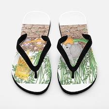 Garden Feast Flip Flops