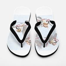Mice Fly Free Flip Flops