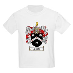 Smith Coat of Arms Kids T-Shirt
