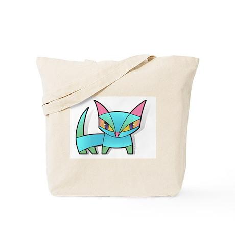 bonsai kitty Tote Bag