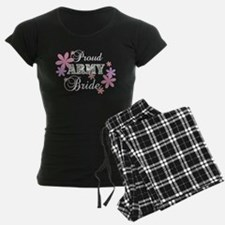 Army Bride [fl camo] Pajamas