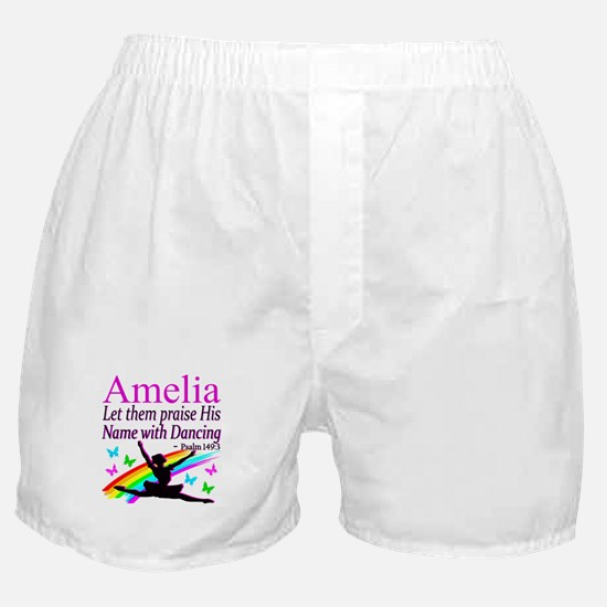 BEST DANCER Boxer Shorts