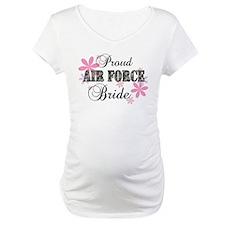Air Force Bride [fl camo] Shirt