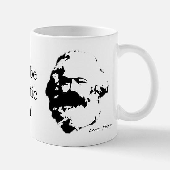 Karl Marx Relationship Humor Mug