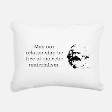 Karl Marx Relationship Humor Rectangular Canvas Pi