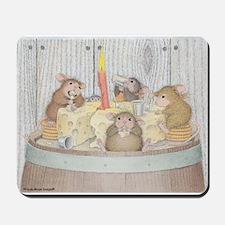 Say Cheese! Mousepad
