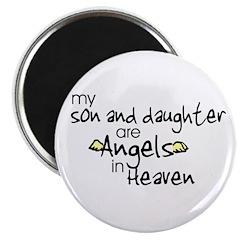 Son/Daughter Angels Magnet
