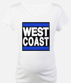 west coast blue Shirt