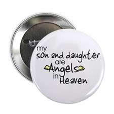 Son/Daughter Angels Button