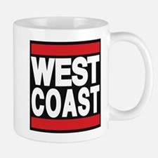 west coast red Mug