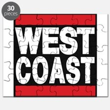 west coast red Puzzle