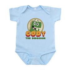 Cody the Dinosaur Body Suit