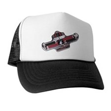 Bigfoot Device Trucker Hat
