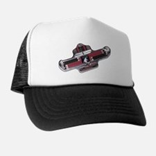 Bigfoot Device Trucker Hat
