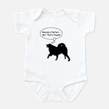 Iceland Sheepdog Infant Bodysuit