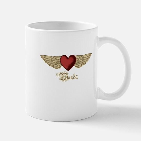Wanda the Angel Mug