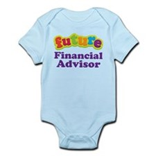 Financial Advisor Extraordinaire Infant Bodysuit