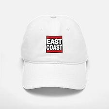 east coast red Baseball Baseball Baseball Cap