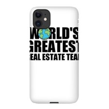east coast red iPhone Case