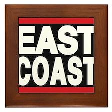 east coast red Framed Tile