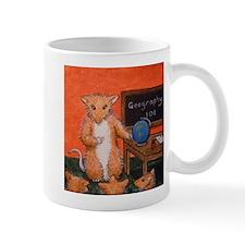 Teacher Sian Woodhill Whiskers Small Small Mug