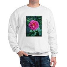 Contemplative Flower Sweatshirt