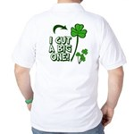 I Cut a BIG one! Golf Shirt