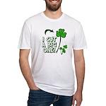 I Cut a BIG one! Fitted T-Shirt