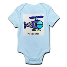 Helicopter Body Suit