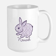 Purple chic bunny Mug