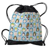 Snoopy Drawstring Bag
